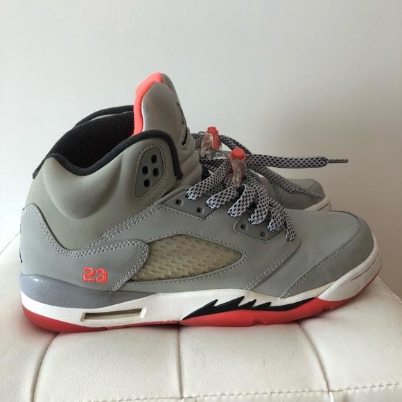 ... Nike Womens Air Jordan 6  c79ed 93d94 Jordan 5 Hot Lava - 7Y or Womens  Size 8.5 super popular ... a49361403